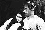 """Still from """"Marijka the Unfaithful"""" (Vladislav Vančura, CZ 1934) / Národní filmový archiv"""
